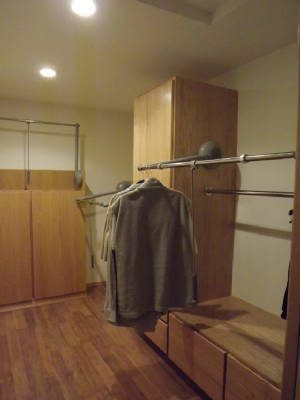 Wheelchair Accessible Closet Marysville
