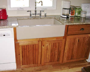 Kitchen Sink Cabinet Stanwood