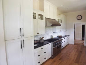 Cabinets White